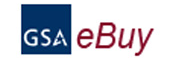 GSA e-Buy Contract logo