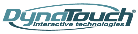 DynaTouch Interactive Technologies Logo Full Color