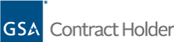 GSA Contract Holder - Contracting Vehicles Logo for General Services Administration