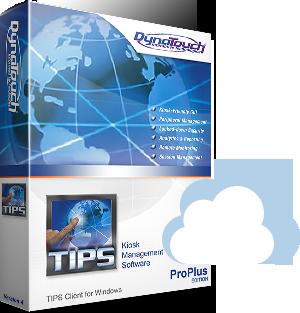 TIPS Cloud - Kiosk Software - Kiosk Management