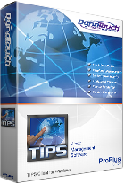 TIPS Software Box - Powered by TIPS Kiosk Software - Kiosk Management