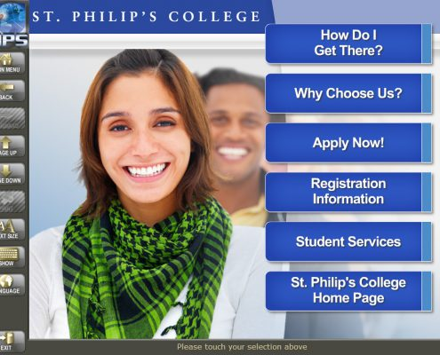 Alamo Colleges St. Philips Campus Directory