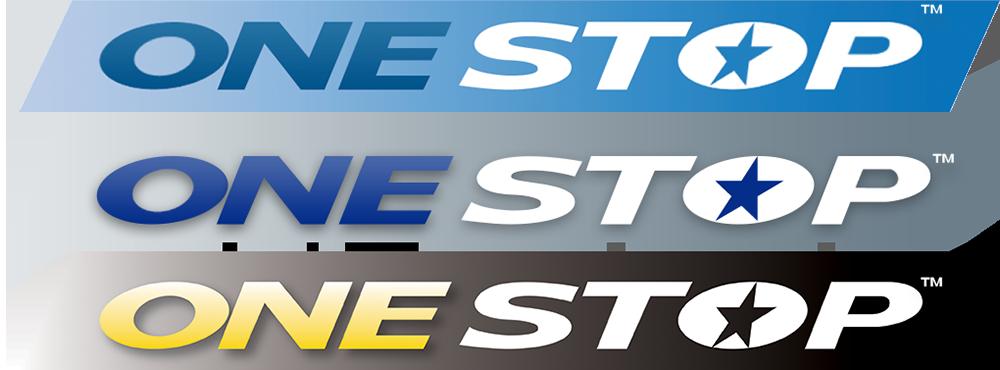 OneStop Logos - Air Force, Navy, Army