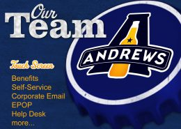 Andrews Distributing HR Screensaver