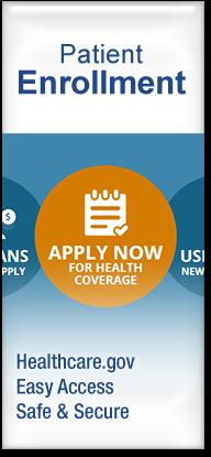 Patient Enrollment: Healthcare.gov, Easy Access, Safe & Secure