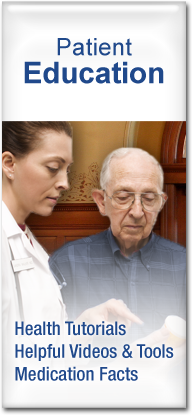 Patient Education Solutions, Medications, Diseases, Treatments