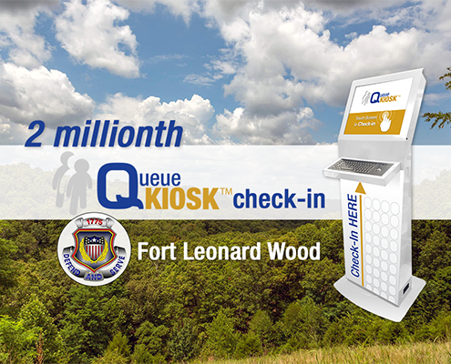 DynaTouch Achieves Another Milestone with QueueKiosk™