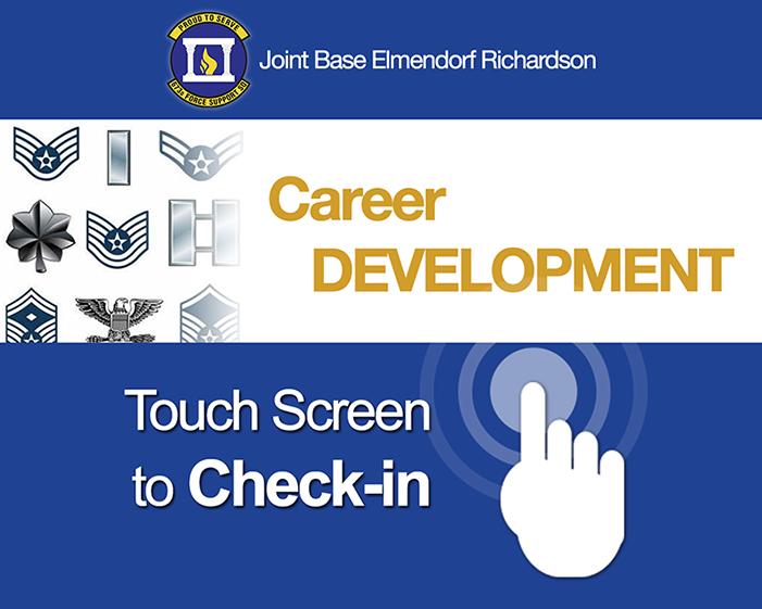 Joint Base Elmendorf Richardson Queue Screensaver