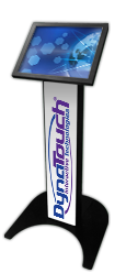 Queuing Solution: Kiosk Series 2, Model D