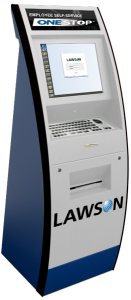 Lawson OneStop Kiosk