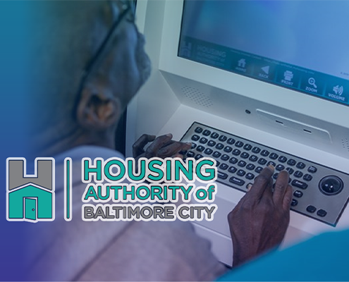 Housing Authority of Baltimore City (HABC) Launches New Kiosks to Provide Greater Access & Ease For Families