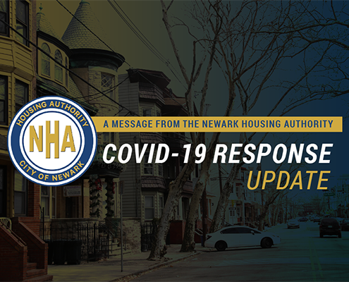 How Newark Housing Authority (NHA) is Adapting to a New Normal from COVID-19