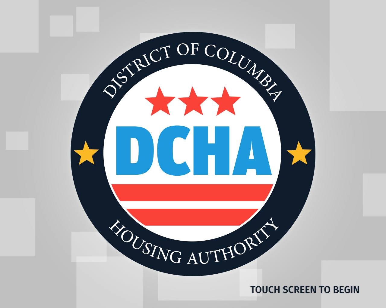 PHA OneStop Screensaver: District of Columbia Housing Authority