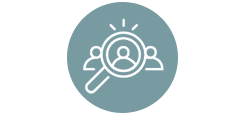 HR / Human Resources industry solutions icon