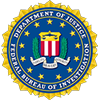 Federal Bureau of Investigation FBI Logo