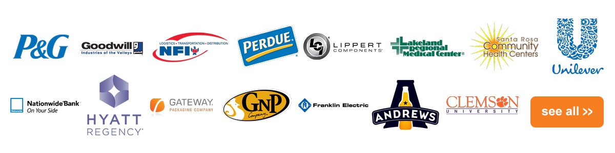 Human Resources Clients Logos