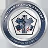 Military Health System logo (MHS)