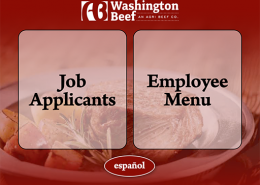 Washington Beef Mainmenu