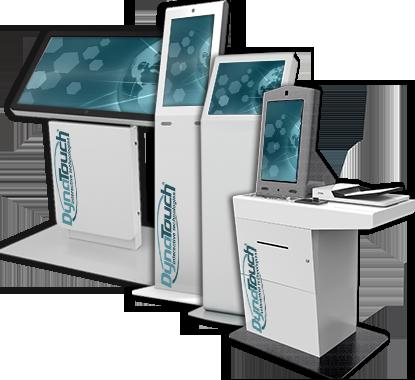 Kiosk Hardware