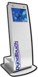 Floor Standing Kiosk - Series 1 Model D
