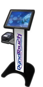 Floor Standing Kiosk - Series 2 Model D