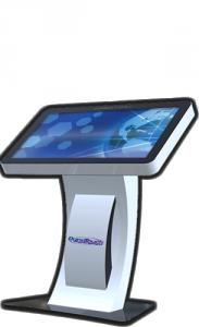 Floor Standing Kiosk - Series 3 Model E