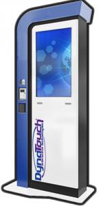 Floor Standing Kiosk - Series 3 Model G