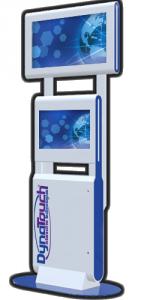 Floor Standing Kiosk - Series 4 Model C