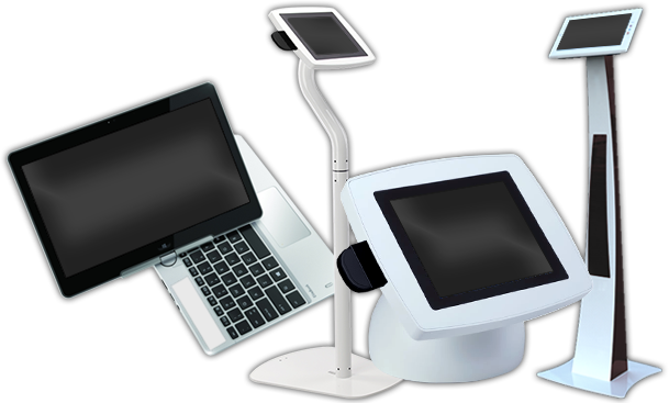 tablet kiosk models