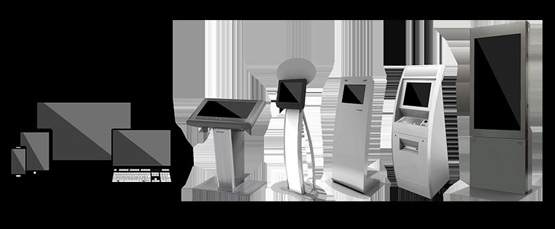 Kiosk Hardware Models