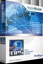 TIPS™ Kiosk Management Software Box